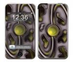 Apple iTouch (1st Gen) Skin :: Cynic Yellow