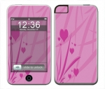 Apple iTouch (1st Gen) Skin :: Floating Hearts