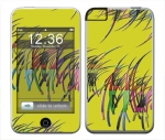 Apple iTouch (1st Gen) Skin :: Natures Circuit