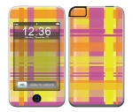 Apple iTouch (1st Gen) Skin :: Sun Kissed Plaid