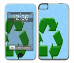 Apple iTouch (1st Gen) Skin :: Recycle