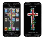 Apple iTouch 4th Gen Skin :: Christian 3