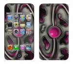 Apple iTouch 4th Gen Skin :: Cynic Pink