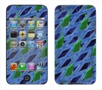Apple iTouch 4th Gen Skin :: Diamond Craze
