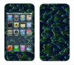Apple iTouch 4th Gen Skin :: Electricity