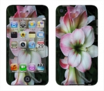 Apple iTouch 4th Gen Skin :: Floral Grace