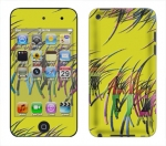 Apple iTouch 4th Gen Skin :: Natures Circuit