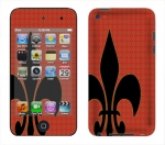 Apple iTouch 4th Gen Skin :: Royal Heraldry