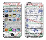 Apple iTouch 4th Gen Skin :: Seniors 2016