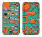Apple iTouch 4th Gen Skin :: Shape Up