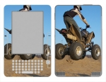 Amazon Kindle 2 Skin :: ATV Rider