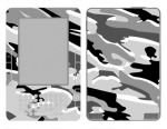 Amazon Kindle 2 Skin :: Camo Snow