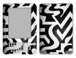 Amazon Kindle 2 Skin :: Chaos Theory