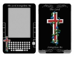 Amazon Kindle 2 Skin :: Christian 3