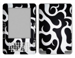 Amazon Kindle 2 Skin :: Curly Contours