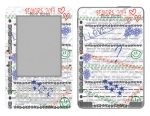 Amazon Kindle 2 Skin :: Seniors 2013