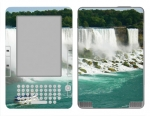 Amazon Kindle 2 Skin :: The Falls