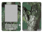 Amazon Kindle 2 Skin :: Tree Camo Green