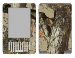 Amazon Kindle 2 Skin :: Tree Camo Tan