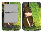 Amazon Kindle 3 Skin :: Butterfly 1