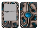 Amazon Kindle 3 Skin :: Cynic Blue