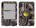 Amazon Kindle 3 Skin :: Cynic Yellow