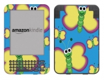 Amazon Kindle 3 Skin :: Digital Butterfly