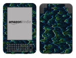 Amazon Kindle 3 Skin :: Electricity