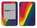 Amazon Kindle 3 Skin :: Polar Spectrum