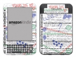 Amazon Kindle 3 Skin :: Seniors 2016