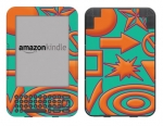 Amazon Kindle 3 Skin :: Shape Up