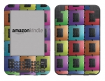 Amazon Kindle 3 Skin :: Spectral Circuit