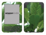 Amazon Kindle 3 Skin :: Summer Leaves