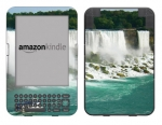 Amazon Kindle 3 Skin :: The Falls