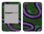 Amazon Kindle 3 Skin :: Virtual Flow
