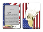 Amazon Kindle 4 Skin :: American Flag 3