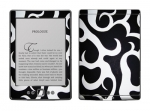 Amazon Kindle 4 Skin :: Curly Contours