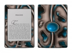 Amazon Kindle 4 Skin :: Cynic Blue