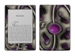 Amazon Kindle 4 Skin :: Cynic Purple