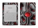 Amazon Kindle 4 Skin :: Cynic Red