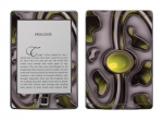 Amazon Kindle 4 Skin :: Cynic Yellow