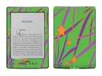 Amazon Kindle 4 Skin :: Floating Stars