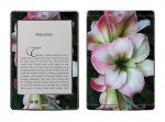 Amazon Kindle 4 Skin :: Floral Grace