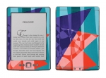 Amazon Kindle 4 Skin :: Geometric Blast