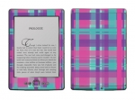 Amazon Kindle 4 Skin :: Candy Shop Plaid
