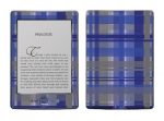 Amazon Kindle 4 Skin :: Oceans Deep Plaid