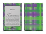 Amazon Kindle 4 Skin :: Punk Rock Plaid