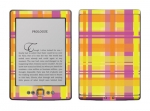 Amazon Kindle 4 Skin :: Sun Kissed Plaid