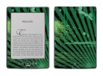 Amazon Kindle 4 Skin :: Splatter Green