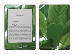 Amazon Kindle 4 Skin :: Summer Leaves